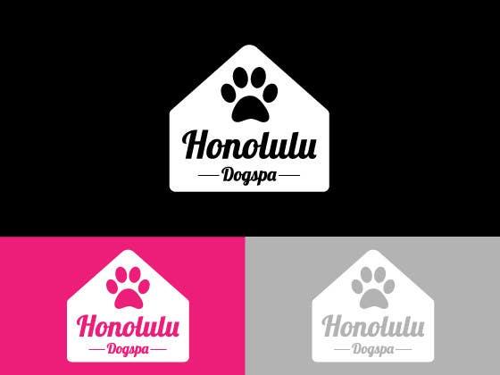 Penyertaan Peraduan #49 untuk Design a Logo for Honolulu Dog Spa