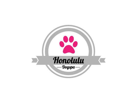 Penyertaan Peraduan #52 untuk Design a Logo for Honolulu Dog Spa