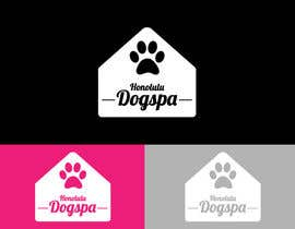 nº 53 pour Design a Logo for Honolulu Dog Spa par insann