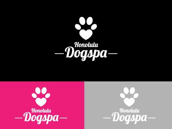 Penyertaan Peraduan #55 untuk Design a Logo for Honolulu Dog Spa