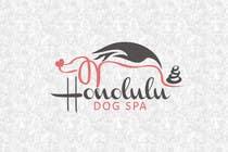 Design a Logo for Honolulu Dog Spa için Graphic Design99 No.lu Yarışma Girdisi