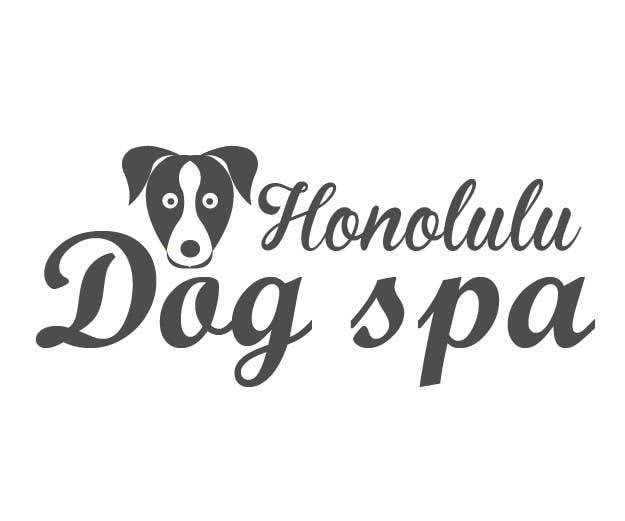 Penyertaan Peraduan #69 untuk Design a Logo for Honolulu Dog Spa