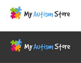 #39 for Design a Logo for an online store specializing in products for kids with Autism af qualentine