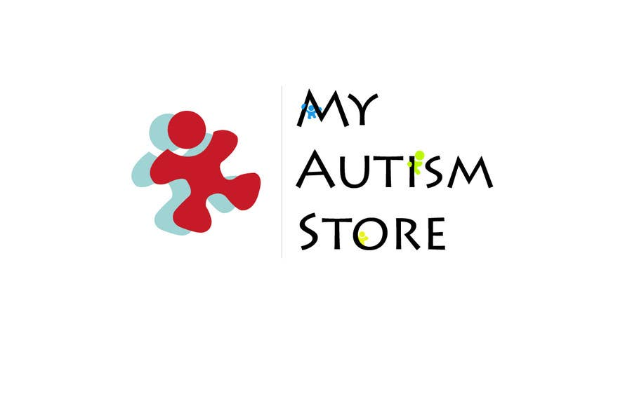 Konkurrenceindlæg #                                        12                                      for                                         Design a Logo for an online store specializing in products for kids with Autism