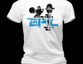 #31 para Design a T-Shirt for Fitness company por shafiqulislam201