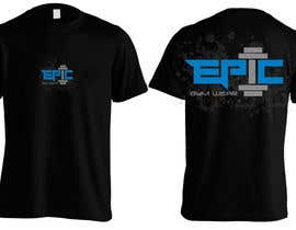 #23 para Design a T-Shirt for Fitness company por Bugz318