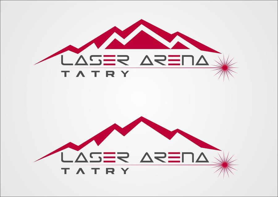 Konkurrenceindlæg #22 for Design a Logo for Laser Aréna Tatry