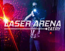 AntonVoleanin tarafından Design a Logo for Laser Aréna Tatry için no 8