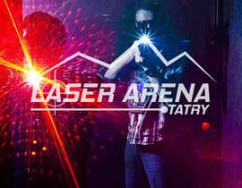 #26 for Design a Logo for Laser Aréna Tatry af AntonVoleanin