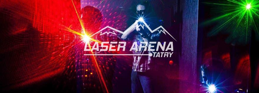 Konkurrenceindlæg #27 for Design a Logo for Laser Aréna Tatry