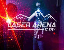 #27 for Design a Logo for Laser Aréna Tatry af AntonVoleanin