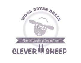 nº 526 pour Design a Logo for Clever Sheep par TianuAlexandra