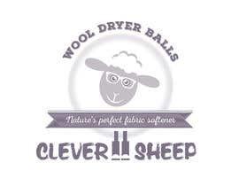 Nro 526 kilpailuun Design a Logo for Clever Sheep käyttäjältä TianuAlexandra