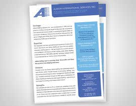 #10 for Design some Stationery for Albion Group of Company af abhikreationz