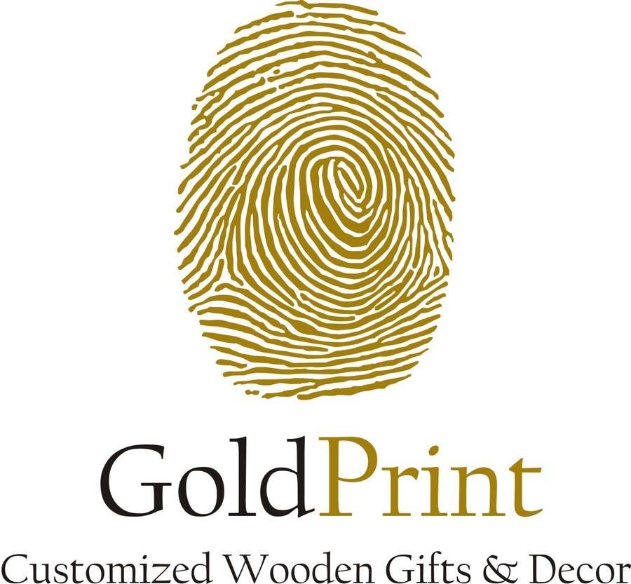 Kilpailutyö #18 kilpailussa Design a Logo for GOLDPRINT