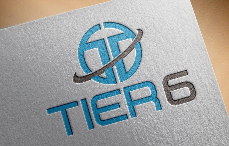 Kilpailutyö #47 kilpailussa Design a Logo for Tier 6