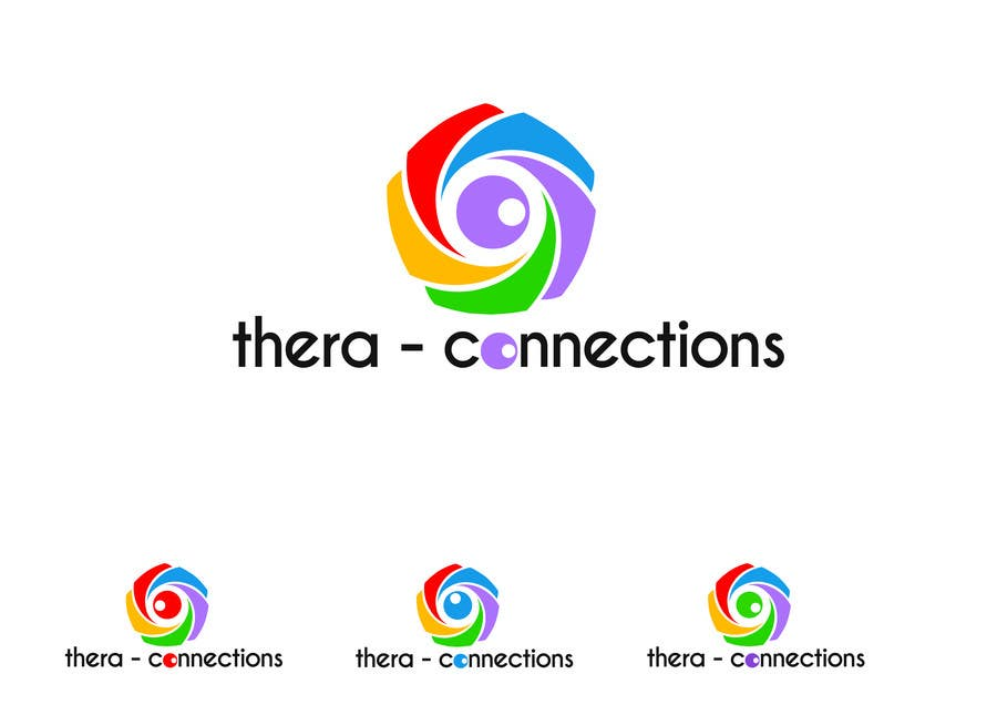 Konkurrenceindlæg #                                        44                                      for                                         Design a Logo for thera-connections.com