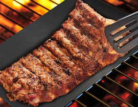 #22 untuk EASY JOB! Photoshop a bbq mat into a bbq grill picture oleh arun6it