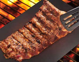 #13 untuk EASY JOB! Photoshop a bbq mat into a bbq grill picture oleh safety90