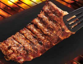 #17 for EASY JOB! Photoshop a bbq mat into a bbq grill picture by annawongsc