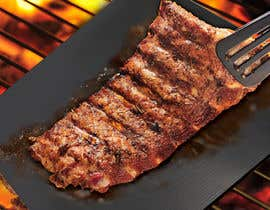 #23 for EASY JOB! Photoshop a bbq mat into a bbq grill picture by erwantonggalek
