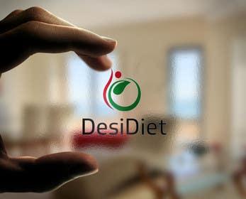 kalilinux71 tarafından Design an App Mockup for DesiDiet için no 77