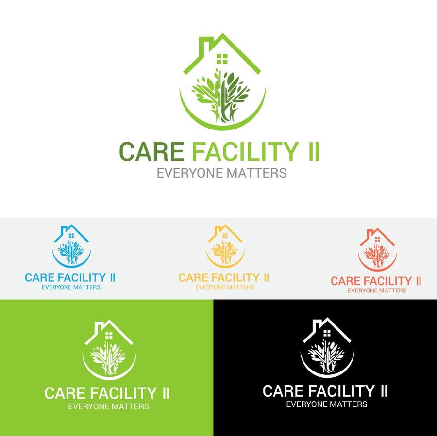 Contest Entry #                                        5                                      for                                         Design a Logo for print representing a Nursing home 2