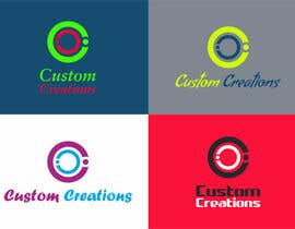 edso0007 tarafından Design a Logo for - CustomCreations.in için no 27
