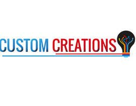 Manavyminfo tarafından Design a Logo for - CustomCreations.in için no 31