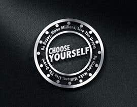 #19 cho Choose Yourself Challenge Coin bởi jonnaDesign008