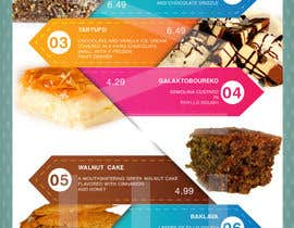 nº 2 pour Design a Dessert Menu for Mykonos Greek Restautant par quantumsoftapp