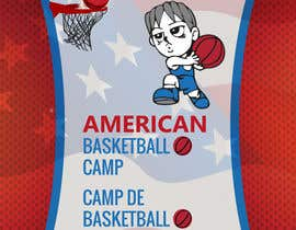 #13 for Design a Logo for Basketball Camp in Paris, France by Manavyminfo