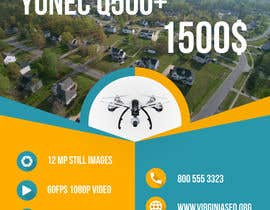 nº 21 pour Design an Advertisement for Drone Work par program23