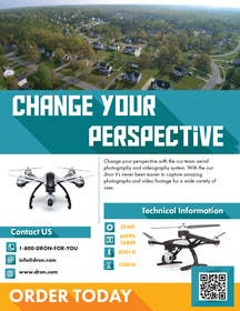 #1 untuk Design an Advertisement for Drone Work oleh yaris196