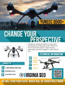 #5 untuk Design an Advertisement for Drone Work oleh yaris196