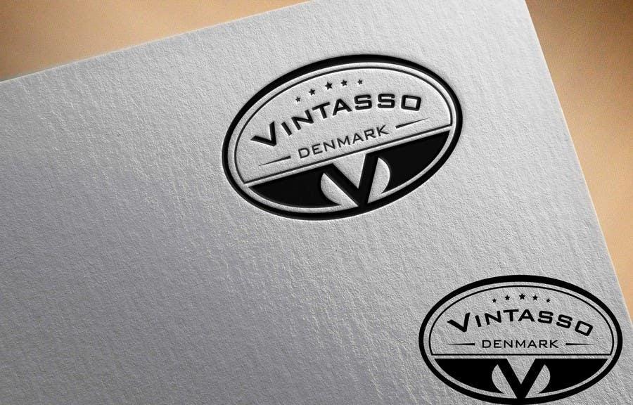 Contest Entry #                                        38                                      for                                         Design a Logo for Vintasso