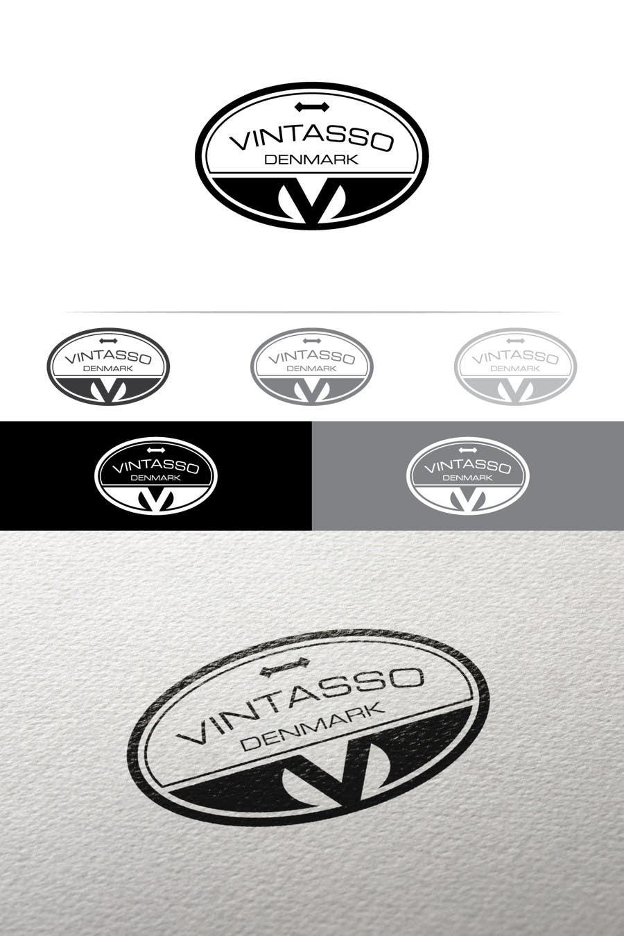 Contest Entry #                                        4                                      for                                         Design a Logo for Vintasso