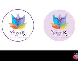 #178 para Logo Design for Yoga Rx por Mako30
