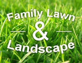 #3 untuk Design a Banner for Lawn Care/ Landscaping oleh ParryCreative