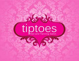 #113 for Design a Logo for Tip Toes by taganherbord