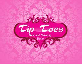 #136 for Design a Logo for Tip Toes by celmaicosmin