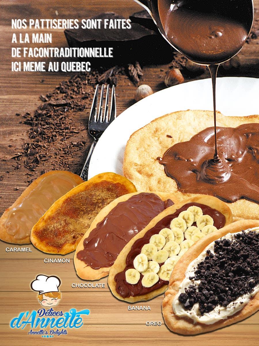 Konkurrenceindlæg #                                        9                                      for                                         Sales Poster Délices d'Annette