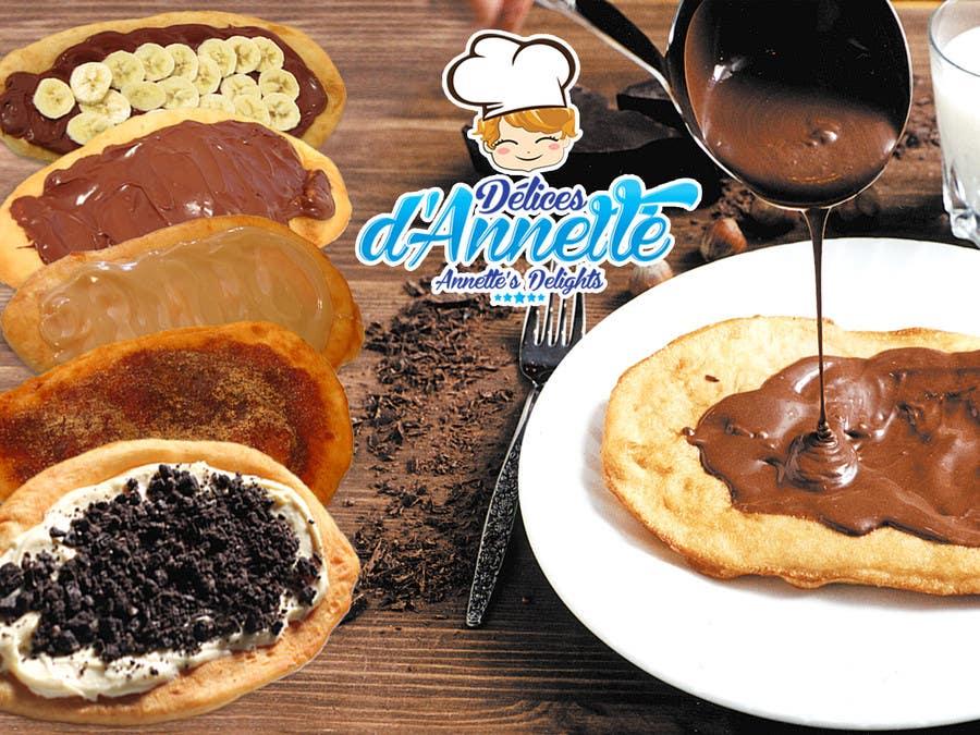 Konkurrenceindlæg #                                        16                                      for                                         Sales Poster Délices d'Annette