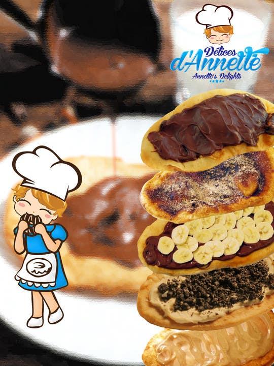 Konkurrenceindlæg #                                        36                                      for                                         Sales Poster Délices d'Annette