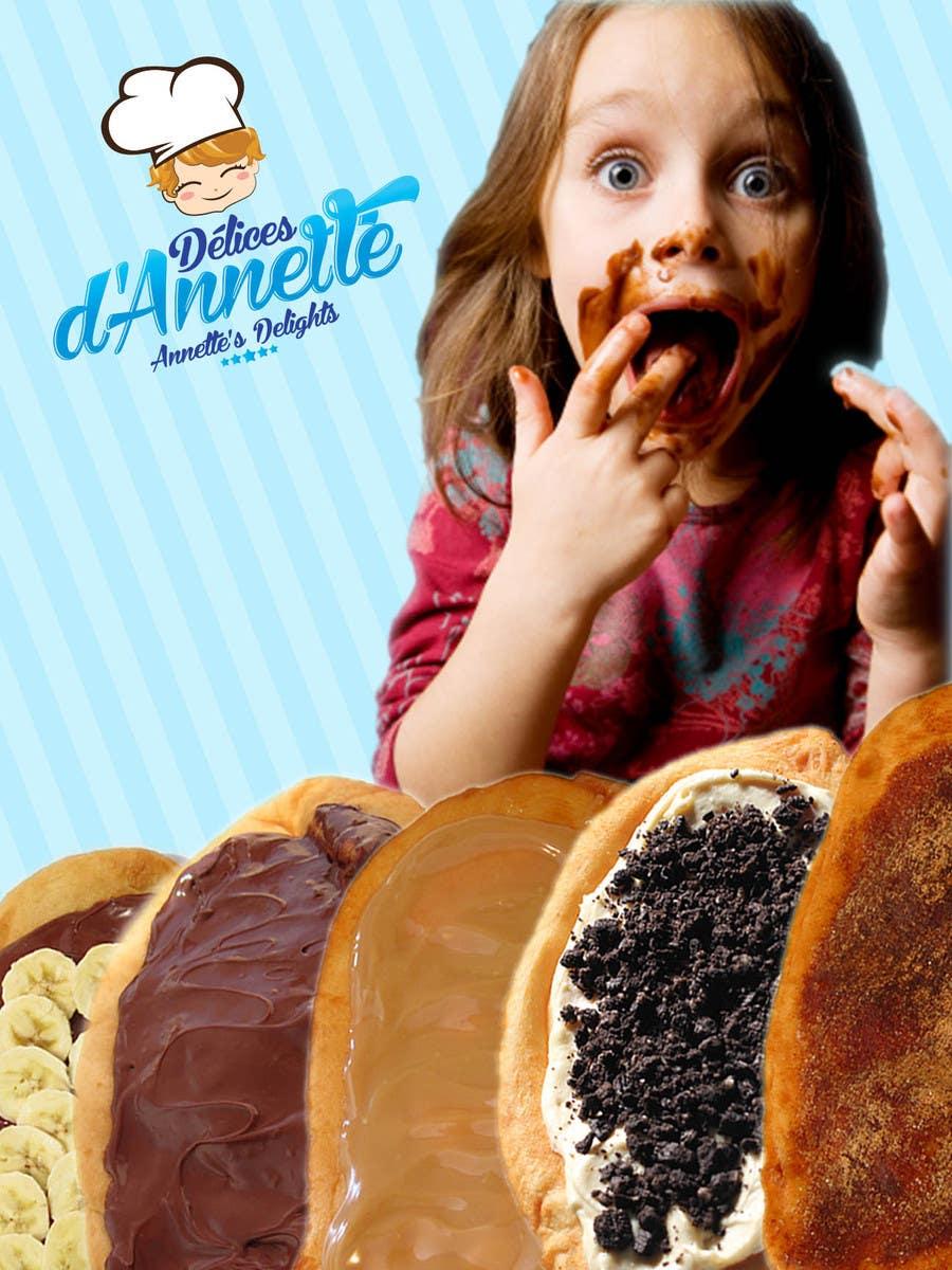 Konkurrenceindlæg #                                        42                                      for                                         Sales Poster Délices d'Annette