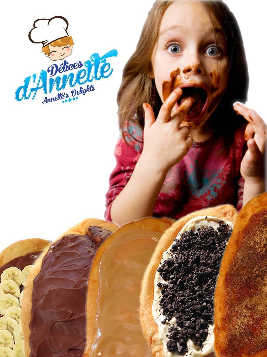 Konkurrenceindlæg #                                        43                                      for                                         Sales Poster Délices d'Annette