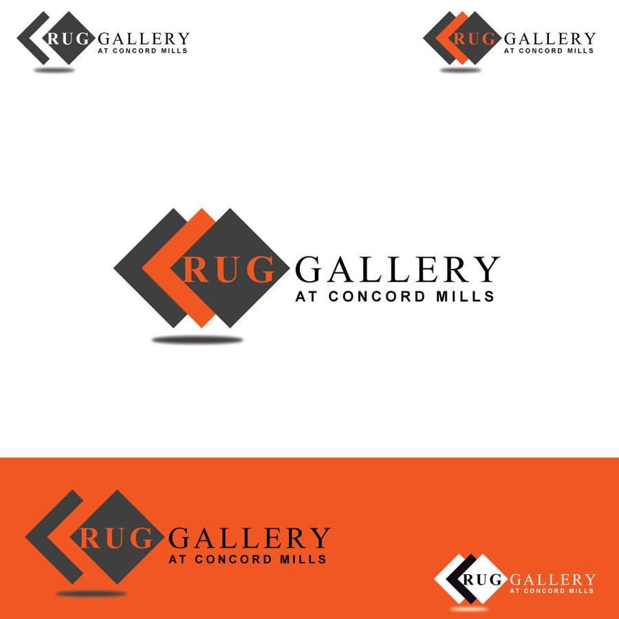 Kilpailutyö #107 kilpailussa Design a Logo for Rug Store