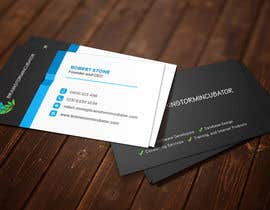 #43 cho Design some Business Cards for BrainStorm Incubator bởi shohaghhossen
