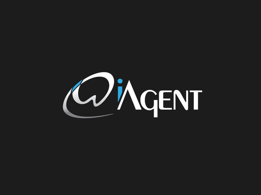 Kilpailutyö #80 kilpailussa Logo is IAgent