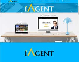 #118 for Logo is IAgent by smahsan11